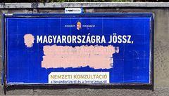 Maďarská stopka imigrantům: vláda chce na hranicích se Srbskem plot