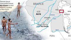 Záhadné kmeny vycházejí z úkrytů. Míří vstříc nebezpečí a riskují život