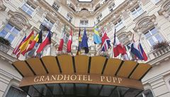 Hotel 'filmových hvězd' Pupp mění majitele. Miliardář Hubáček chystá změny
