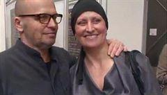 Zdeňku Pohlreichovou čeká odstranění prsou, poslední krok v boji s rakovinou