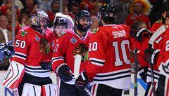 Chicago udolalo Tampu Bay a vyrovnalo stav finálové série NHL