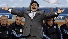 Maradona obrátil: Dal bych život za druhou šanci. Toužím po odplatě