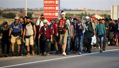 Maďarsko pozastavilo platnost evropské azylové dohody. Nebude tak brát migranty zpět
