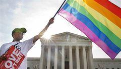 Svatba nebo deportace. Úřady USA již neposkytují víza partnerům homosexuálních diplomatů
