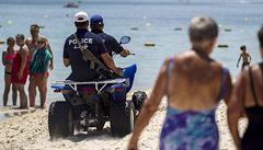 Hotely v Tunisku bude chránit nová policejní jednotka