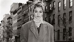 Madonna, jak ji neznáte. Bohémové z East Village na fotkách Amy Arbusové