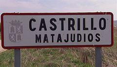 Španělská vesnice už nebude nabádat k zabíjení Židů. Mění název