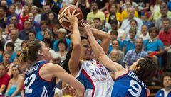 Titul a Rio. Evropskými šampionkami jsou poprvé basketbalistky Srbska