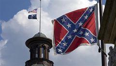 Konfederační vlajka se již neobjeví na vojenských subjektech. Pentagon obešel i Trumpa