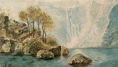 Akvarely připisované Hitlerovi byly vydraženy za více než milion korun