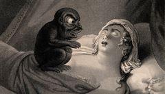 Duch, nebo spánková obrna? Čeští vědci zkoumají přeludy v ložnicích