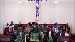 USA: V rasové vraždě v Charlestonu vítězí odpouštějící černoši