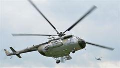 Ve Slovenském ráji se zřítil záchranářský vrtulník. Zahynuli čtyři členové posádky