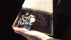 Skláři z Kamenického Šenova vyrobili trofej pro vítěze Tour de France