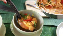 Pochopte kouzlo thajské kuchyně. Ochutnejte červené kuřecí kari