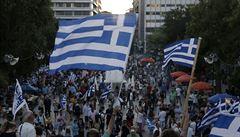 Řecko není spojenec, pro české politiky slouží jako odstrašující příklad