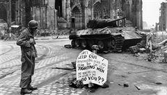 Německý senior ukrýval ve sklepě slavný tank Panther. Úřady mu ho zabavily