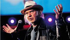 Hipíkův splněný sen. Neil Young slibuje oslnivý zvuk s Pono přehrávačem