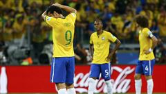 Němci dostali o poločase pokyn od trenéra: Brazilce už neponižujte