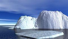 Led v Severním ledovém oceánu taje nebezpečně rychle