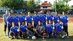 0:38. Fotbalisté Mikronésie vytvořili rekord, po němž nikdo netouží