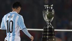Ostudné gesto. Messi odmítl cenu pro nejlepšího hráče Copy América