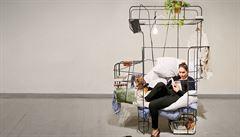Čech navrhl křeslo, které patří mezi nejlepší studentský design světa