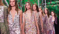 Gucci a Dior po kritice přestanou využívat hubené modelky