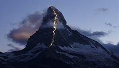 Před 150 lety zemřeli při zdolávání hory Mattehorn čtyři lidé