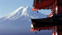 Japonská posvátná hora Fudži je na seznamu světového dědictví