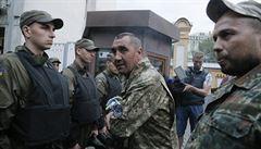 PETRÁČEK: Banditou na Ukrajině už není Nikola Šuhaj