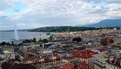 Do Ženevy na kávu, víno a festival