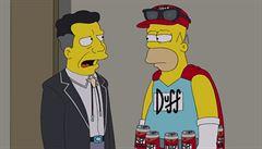 Simpsonovské pivo Duff chce dobýt svět. Vařit se bude v Chile