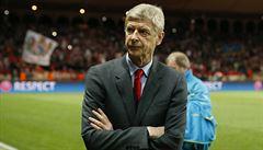 Trenér Arsenalu Wenger: Monako mělo štěstí, postup si nezasloužilo