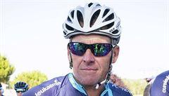 'Zničil jsi image cyklistiky!' Armstrong se vrátil na Tour a způsobil pozdvižení