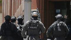 Muž ozbrojený výbušninami zadržuje v Austrálii rukojmího