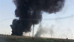 V Poličce explodovaly tuny střelného prachu. Dva lidé jsou popálení