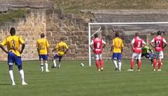 Fair play v českém fotbale existuje! Teplický Krob úmyslně neskóroval