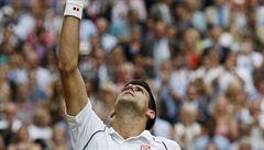 Zápas snů opanoval Djokovič. Třetím triumfem ve Wimbledonu vyrovnal Beckera