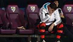 Proč vypadl Casillas ze sestavy? Prý usmiřoval hráče Realu a Barcelony