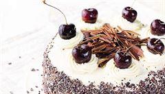 Dospělý dezert. Ochutnejte schwarzwaldský dort, radí cukrářka