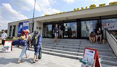 V Uherském Hradišti začala Letní filmová škola. Letos je kvůli pandemii kratší a jen pro akreditované