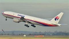 Po ztraceném malajsijském letadle bude pátrat soukromá firma. Když uspěje, dostane 1,5 miliardy