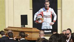 Zavinili jste smrt našeho syna! Bianchiho rodina chce žalovat FIA