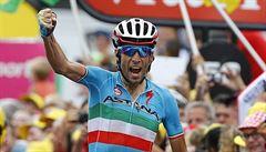 Nibali se probral a urval etapu v Alpách. Quintana stáhl ztrátu na Frooma