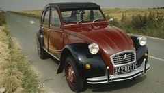 Kachna od Citroënu slaví. Nezářila, byla pro všechny