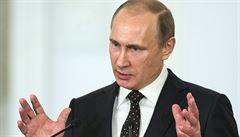 Putin se zastává Blattera: Dejte mu Nobelovu cenu. Zaslouží si ji