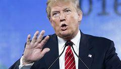 Trump: Když vyhraju, pošlu všechny syrské uprchlíky zpátky do Sýrie