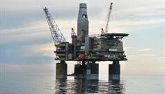 Shell utěsnil poškozený vrt v Severním moři