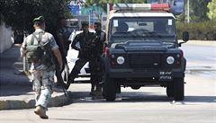 Libanonská policie pátrá po pěti Češích. V autě zůstaly jejich pasy i cennosti